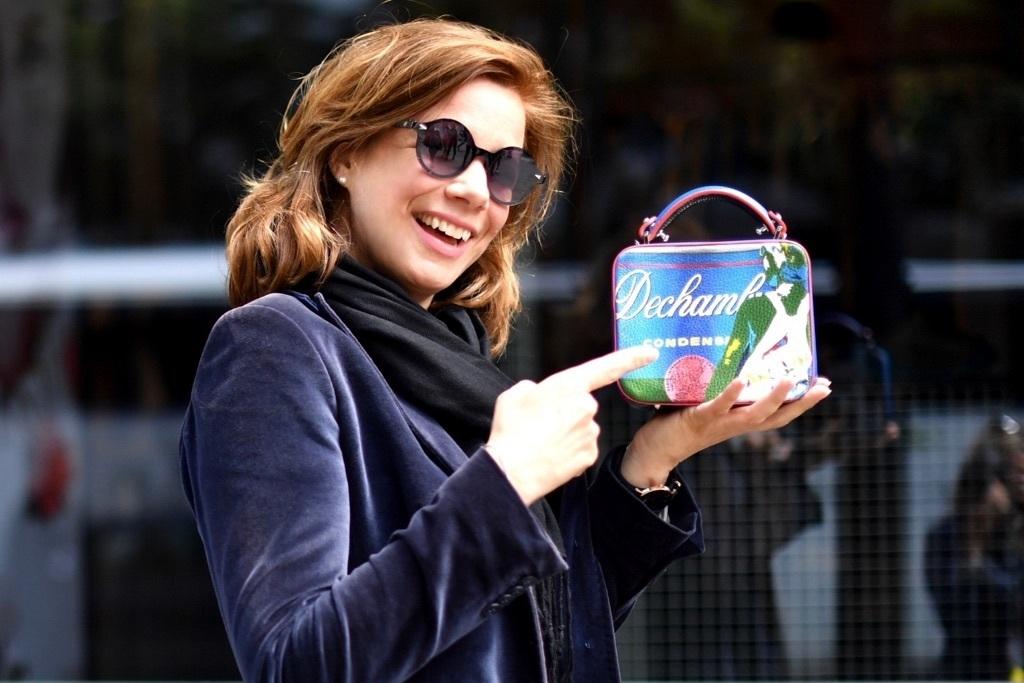 Fashion - Bag Caroline Dechamby