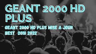 Geant 2000 Hd Plus
