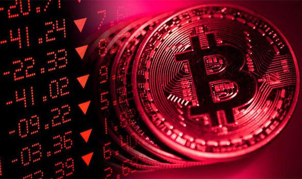 Semana negra para las criptomonedas en desplome global