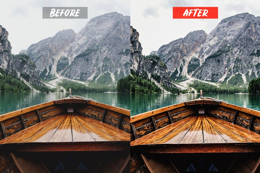 Lightroom Presets Blend Ảnh Du Lịch – Travel Lightroom Presets (XMP, DNG)
