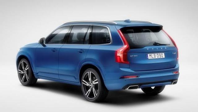 2018 Volvo XC90 Redesign