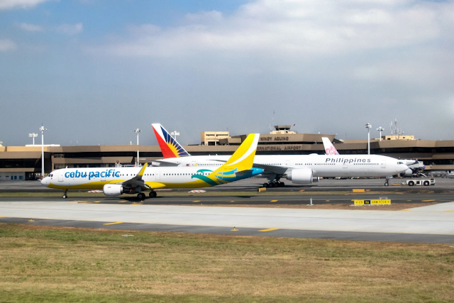 PAL and Cebu Pacific list of cancelled flights