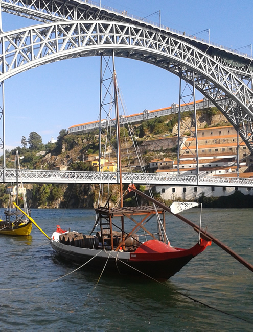 Creative guide to colorful Porto - What to see in Porto | Happy in Red