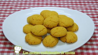 Cómo hacer galletas muy sabrosas y crujientes de harina de maíz