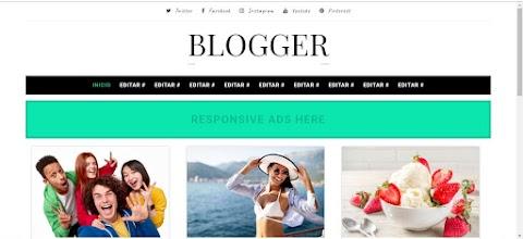 Blogger Templates Responsivo