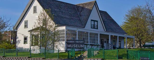Kodiak has several excellent museums KodiaK, Alaska