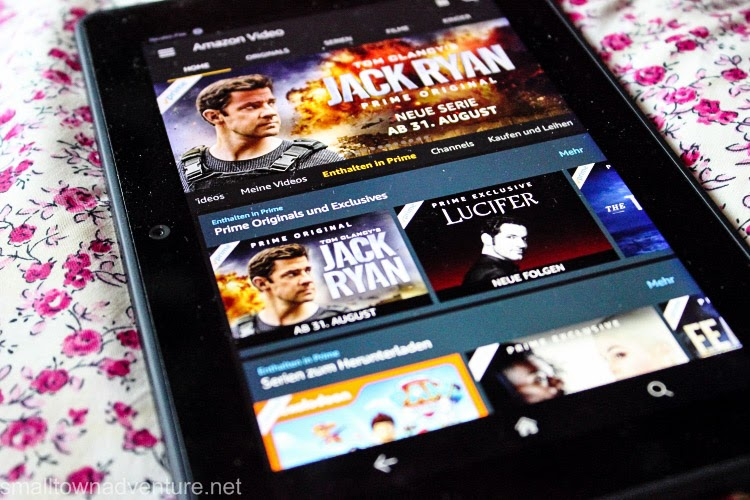 Media Monday Jack Ryan, Amazon's Jack Ryan, Media Monday, Filmblogger, Serienjunkie, Serien Herbst Amazon Prime