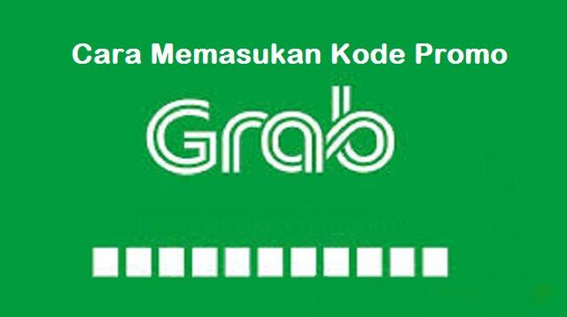 Cara Memasukkan Kode Promo Grab