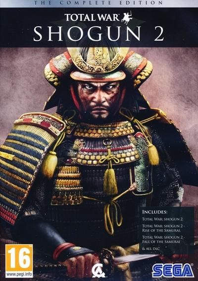 โหลดเกมส์ Total War: SHOGUN 2 - Complete Edition