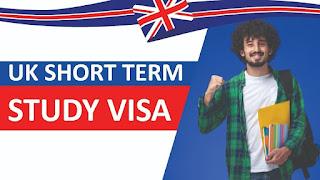 Short Term Study Visa UK