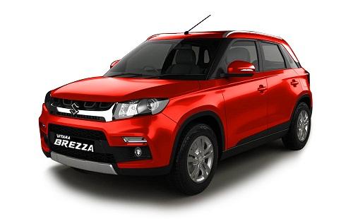Spesifikasi Dan Harga Suzuki Vitara Brezza