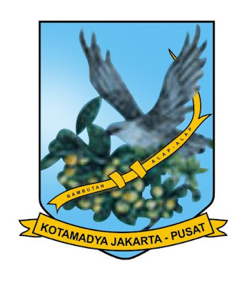 Lambang Kota Jakarta Pusat