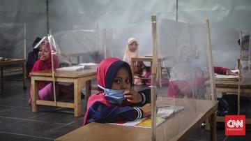 Varian Baru Virus Corona Rentan Tulari Anak, IDI Minta Hati-Hati Buka Sekolah