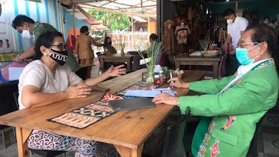 """Mantan Mentri Ketenagakerjaan Berkunjung Ke Toraja """" Ini Tujuannya!"""