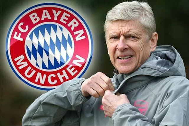 HLV Wenger quên nỗi đau thua 2-10, vượt Mourinho sắp ngồi ghế nóng Bayern