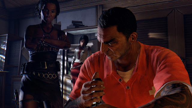 Dead Island Definitive Edition Xbox One Mods