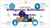 Dapat Duit Dengan Ikut Program Affiliate Dari Blibli Online Shop
