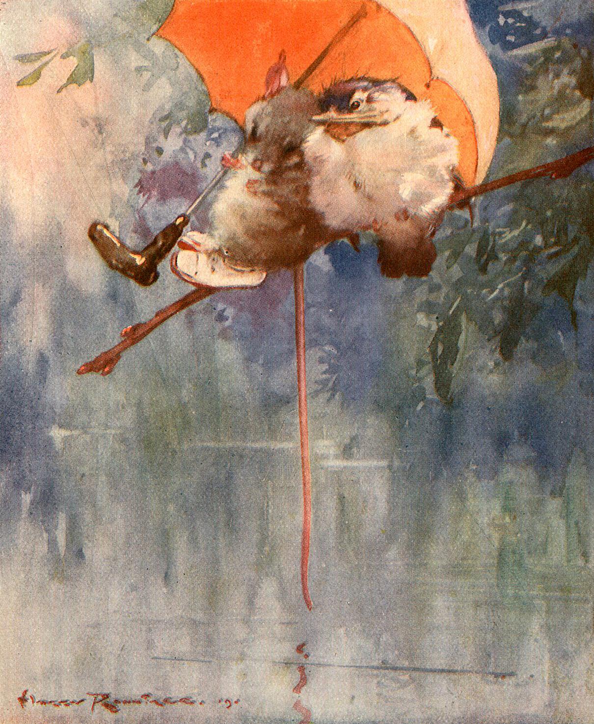 ART & ARTISTS: Harry Rountree
