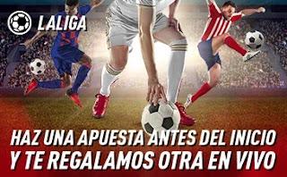 Sportium promo LaLiga 5-8 febrero 2021
