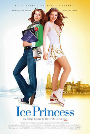 Poster Of Ice Princess In Dual Audio Hindi English 300MB Compressed Small Size Pc Movie Free Download Only At worldfree4u.com