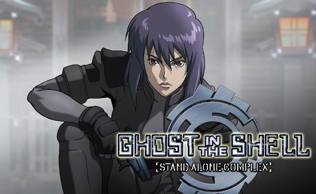 Ghost in the Shell - Top Best War Anime List (From Medieval, Modern to Future War)