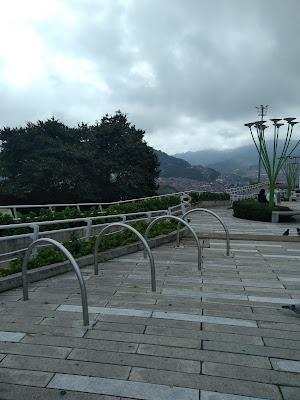 Visitando el Parque de La Mujer