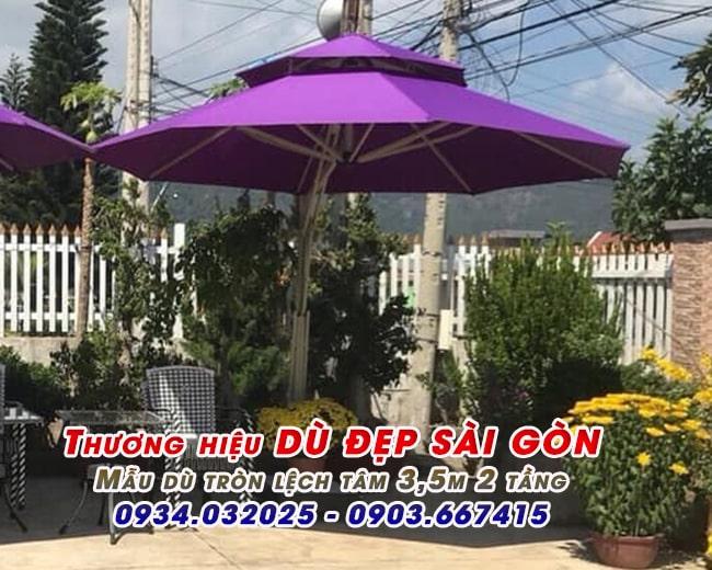 Mua Dù Che Quán Cafe Ở Bình Dương