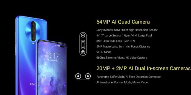 شركة شاومي تعلن عن هاتف  Poco X2 الجديد بشكل رسمي