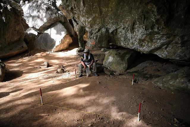 17,000 years old artefacts found in Malaysian caves