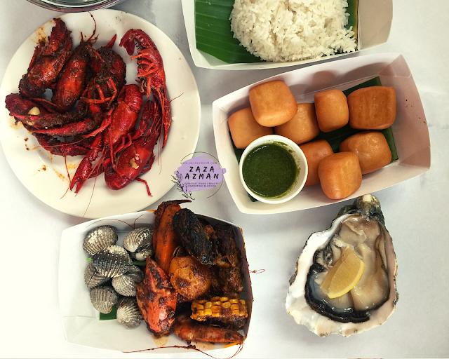 Just Seafood Sunway Giza Damansara