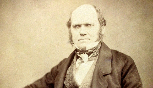Foto Charles Darwin
