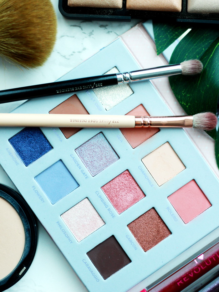 NABLA Soul Blooming Eyeshadow Palette review