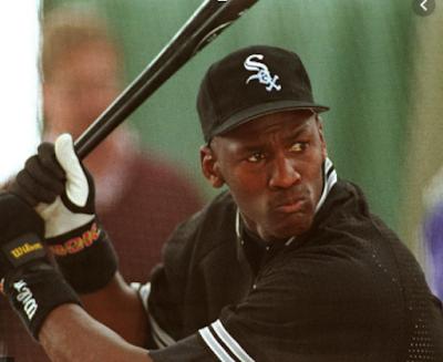 Michael Jordan en Baseball