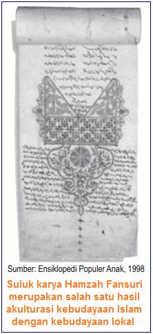 Peninggalan Islam di Bidang Seni Rupa