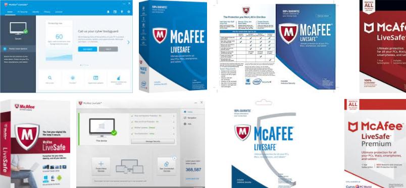 McAfee LiveSafe (2019) + Serial Key + Crack [Latest