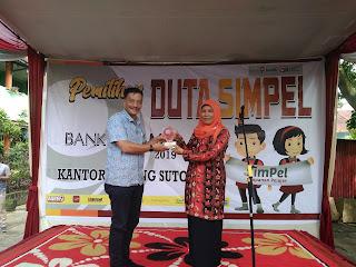 Pemilihan Duta Simpel Bank 9 Jambi Tingkat Provinsi Jambi Mulai Digelar.