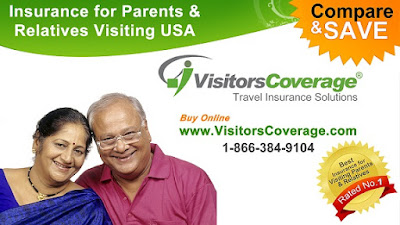 VisitorsCoverage insurance