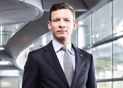 McLaren Automotive تعين جورج بيجز مديراً تنفيذياً تجارياً