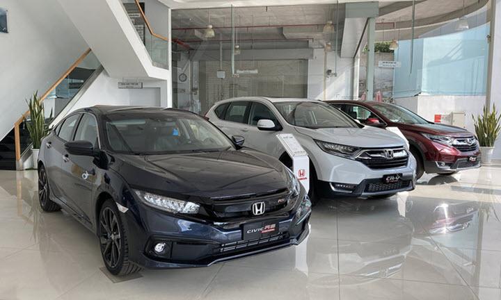 Honda CR-V bản lắp ráp sẽ ra mắt đầu quý III