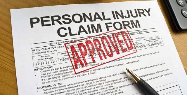 how do i file a personal injury claim