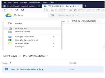 Cara Cepat Membuat Soal Online Format Import Dari Word