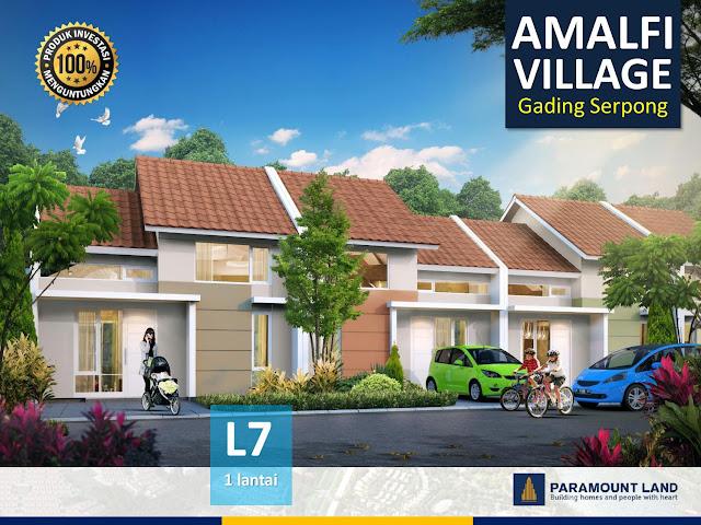 Type L7 Amalfi Village