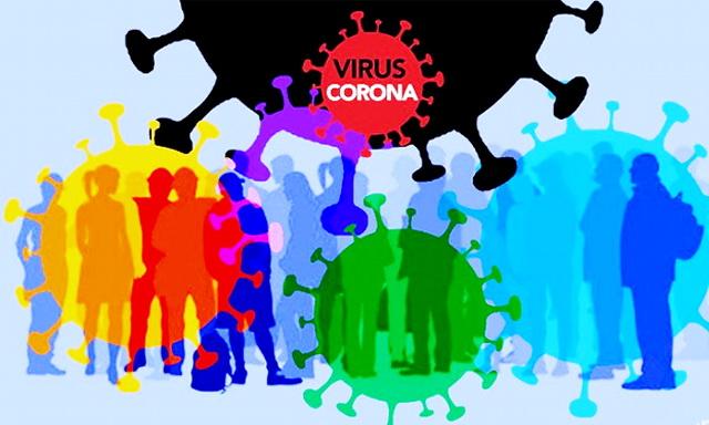 Data Corona Seluruh Indonesia Per 10 Mei 2020