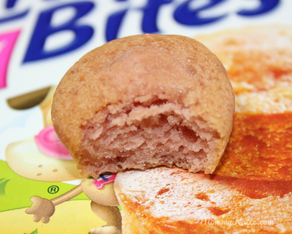 recipe: little bites strawberry yogurt muffins [18]