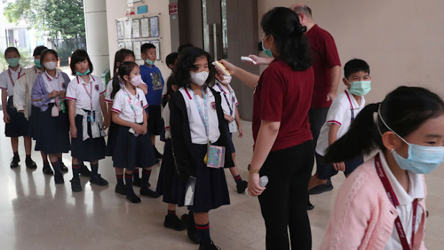 New Normal Sekolah: Tahap Awal Masuk Sekolah Sehari dalam Seminggu