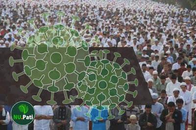 Edaran Sholat Idul Fitri