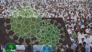 Edaran PWNU Jateng Tentang Sholat Eid 2020