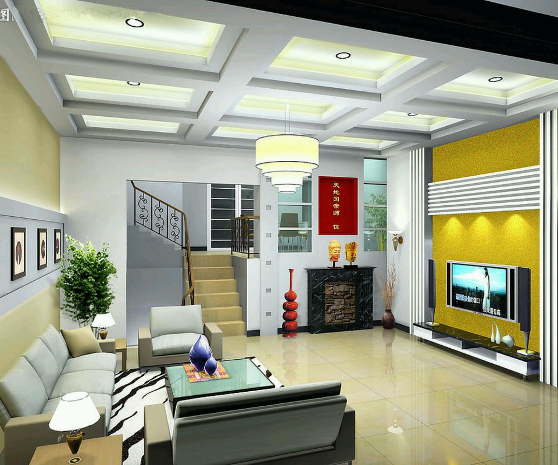 Rumah Rumah Minimalis Ultra Modern Living Rooms Interior