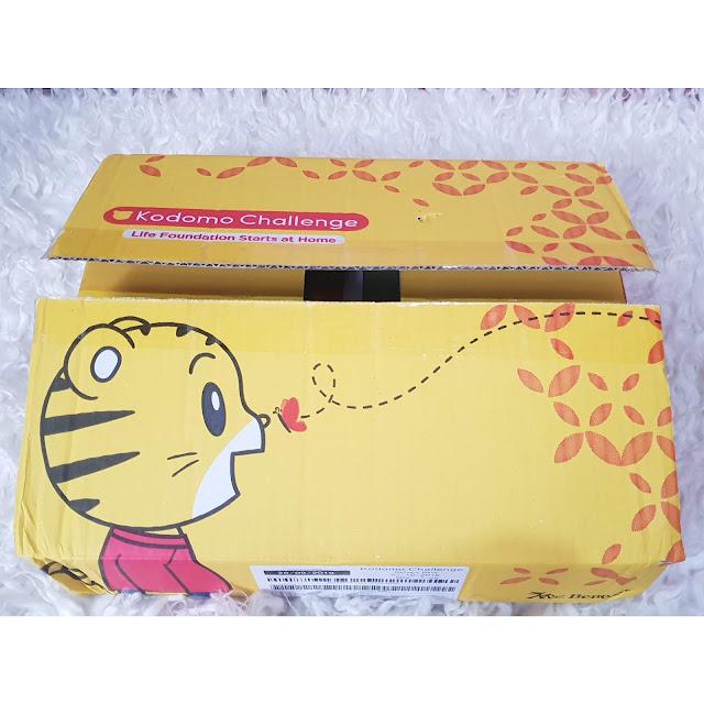 paket shimajiro indonesia