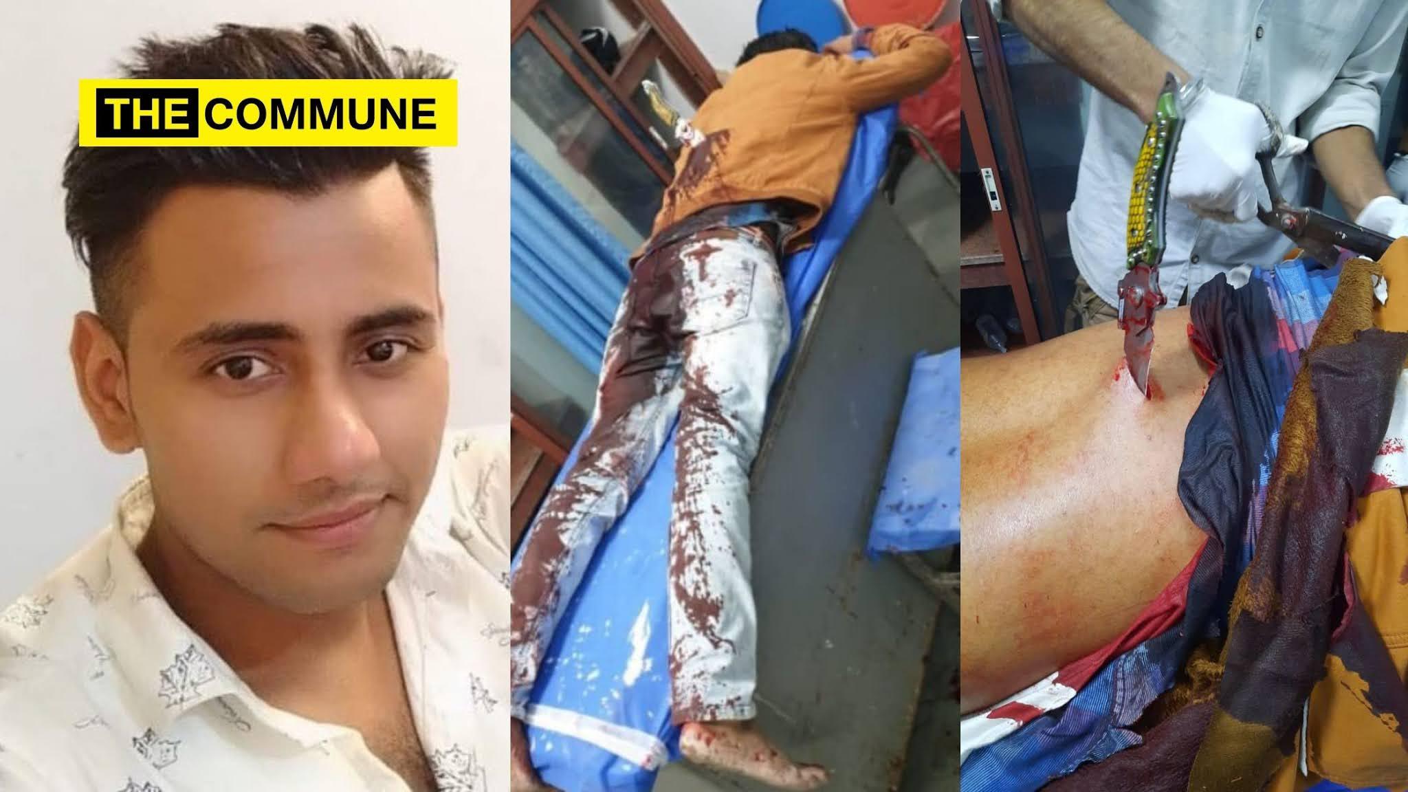 అయోధ్య 'రామ్ మందిర్' నిధి సేకరణకై వెళ్లిన భజరంగ్ దళ్ కార్యకర్తను దారుణంగా హత్య చేసిన ముస్లిం మూక - Bajrang Dal activist brutally murdered by Muslim mob in Delhi over fund collection for Ram Mandir